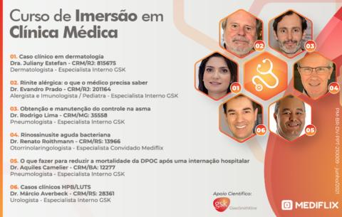 banner Imersão em Clínica Médica GSK